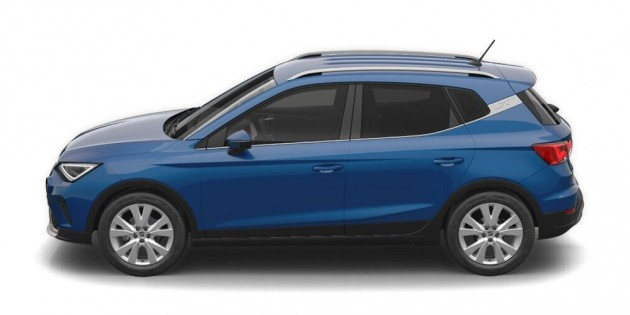 SEAT Arona Xperience CNG