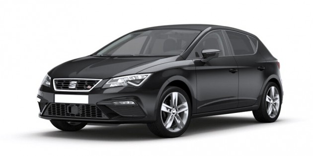 SEAT Leon FR CNG