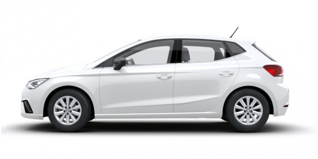 SEAT Ibiza Xcellence CNG - Probe-Abo