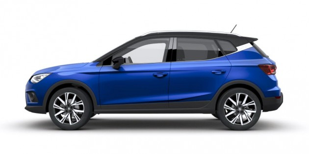 SEAT Arona Xcellence CNG - Probe-Abo