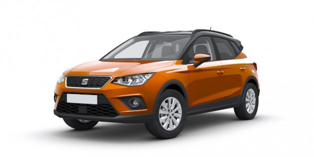 SEAT Arona Style CNG